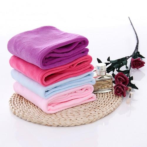 神奇超細纖維擦髮巾 7倍強力吸水擦頭巾 包頭巾 免吹頭