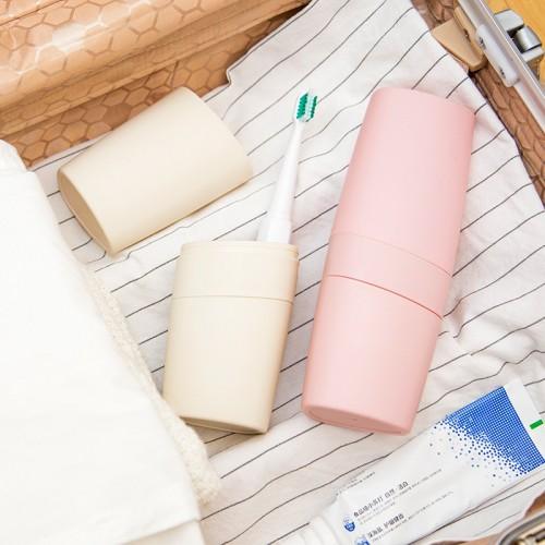 創意旅行必備牙刷盒組 戶外洗漱用品組 牙刷牙膏收納盒